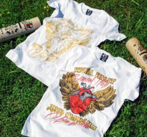 Български дамски тениски от памук