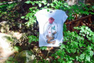 тениска роза жени