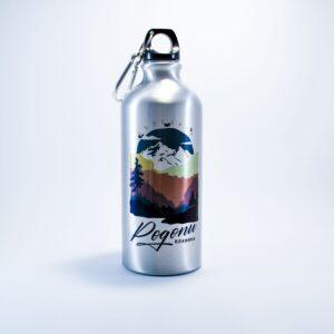 бутилка Родопи планина метал