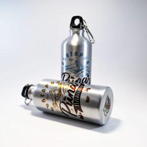метална бутилка
