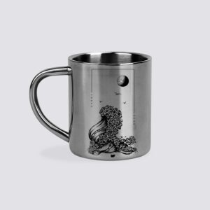 черно море метални чаши