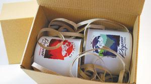 крафт-кутия-Комплект канчета