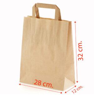 подаръчна-крафт-торбичка-размери