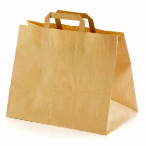 хартиена-крафт-торбичка